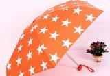 Компакт подгонянный ручкой ручной Umbrellas-Sy039 21 дюйма пластичной