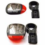 Angeschaltenes nachladbares Fahrrad-Endstück-Solarlicht der Fahrrad-Rückseiten-Rückseiten-Sicherheitslampe-LED