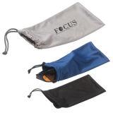 Malas para óculos Microfiber Drawstring Bag