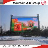 Alto schermo di Gray LED definizione esterna di colore completo P7 di alta