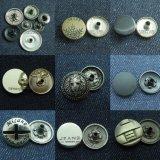 De Knopen van de Drukknop van het metaal voor Kleding
