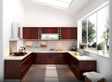 Armadio da cucina superiore di vetro