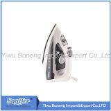 Ferro elettrico elettrico Ssi2830 del ferro di vapore con il Soleplate di ceramica (grigio)