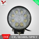 24W luz campo a través del trabajo del alimentador LED, lámpara del trabajo (HCW-L2411)