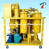 Ce et pétrole de turbine de perte d'homologation d'OIN, usine de réutilisation d'huile lubrifiante (TY-100)