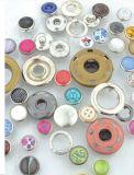 衣服のための多彩で急なボタンのデニムのジーンズボタン