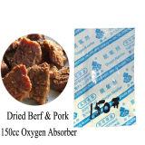 Амортизатор кислорода свободно образца для еды