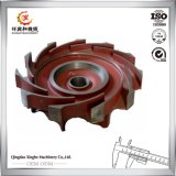 Аграрный процесс литья OEM Sand Machinery Equipment Spare Parts с Painting Finish