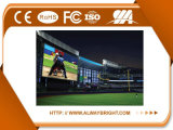 Neues Produkt im Freien farbenreiches P10 LED Bildschirmanzeige bekanntmachend