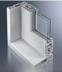 Feelingtop populäres hölzernes diebstahlsicheres Aluminiumfenster