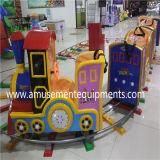 Оборудование занятности немногая поезд с 7 местами для центра торгового центра и игры