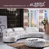 La migliore vendita intorno al sofà di cuoio sezionale (893#)