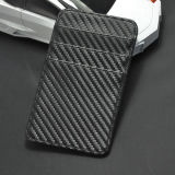 Hochwertiger Form-Kohlenstoff-Faser PU-Handelsname-Kartenhalter