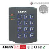 Controle de acesso autônomo de venda superior da porta de RFID com luminoso