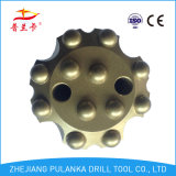 T38 76mm Rock Drilling Threaded Button Bit