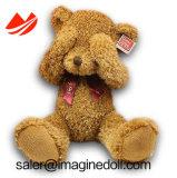 Le jouet d'enfants badine le jouet bourré mou d'ours de panda de peluche de cadeau