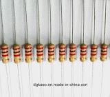 Resistor de película del carbón 1.5kohm de los CF Rd1/4W el 5%
