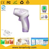 Neue Baby-erwachsene Digital-Thermometer-berührungsfreie Infrarotstirn-Multifunktionskarosserien-Thermo Messinstrument-Gewehr LCD Three-Color