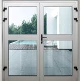 Puerta de aluminio del nuevo diseño de Constmart y ventana fija en China