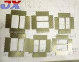 강철, 스테인리스, 알루미늄, 구리 부속 OEM 공장 금속 각인