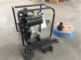 Luftgekühlte Dieselwasser-Pumpe eingestellt (DP40)