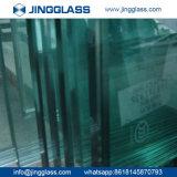 Vidro liso barato do espaço livre do vidro de flutuador da segurança de construção do edifício