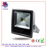 세륨 2 년 Warranty Epistar Chip 100W LED Flood Light