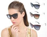 يجعل في الصين [نم برند] بيع بالجملة نظّارات شمس مع [أستت] أطر ومعدن هياكل