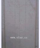 Акустическая доска цемента волокна системы сухой стены перегородки