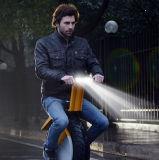 Rad-elektrisches Motorrad 17 Zoll-einer mit vollem Aluminiumlegierung-Rahmen