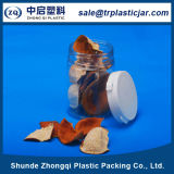 Fiole de maçon en plastique sûre de nourriture de nouveau modèle