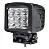 luz industrial resistente del trabajo de los equipos LED de la agricultura de la granja del poder más elevado de 5.2inch 90W