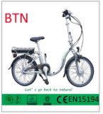 Vélo électrique bon marché de puissance verte à vendre