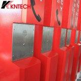 Teléfono Emergency al aire libre impermeable Knem-21&#160 del G/M SIM del teléfono;
