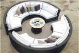 Countertop обедая таблицы и напольная мебель ротанга для сопрягать