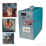 金属部分のための超音速頻度誘導加熱ろう付け機械