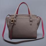 Echter lederne Beutel-Handtaschen-Frauen-Rindledertote-Beutel-Entwerfer sackt Emg4673 ein
