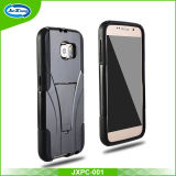 2 in 1 Rugged Combo Kickstand Handy Fall für Samsung Galaxy S6