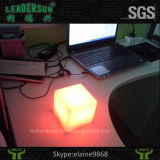 Lampada di scrittorio ricaricabile chiara del LED Leadersun RGB Ldx-C01