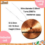 Обмотка сердечника Inductor Coil Copper Coil Air силы для Inducting