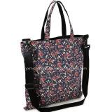 Le plus défunt sac d'emballage d'impression floral de vente en gros, sacs d'épaule 2016