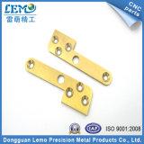 黄銅はパッキング装置のためのCNC機械部品を妨げる