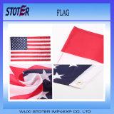 Jointop Wholesale Football Ball Country Flag, Promotion Drapeau américain