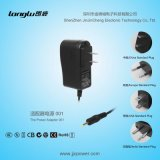 9V / 1A / 9W AC / DC Stroomvoorziening, Wall Mount Power Adapter UL Standard Certification