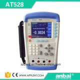 0.0001V에서 50.00V (AT528)에 전압 측정 범위를 가진 건전지 검사자