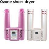 генератор озона 10mg/H обувает сушильщика с стерилизатором ботинка Ozonator