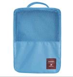 Tote Nylon легкого собрания перемещая обувает мешок (MS9054)