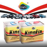 Kingfix Brand Low Viscosity Varnish Price para Auto Repair