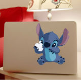 MacbookproのためのDIY Cartoon Skin Vinyl Decal Stickers