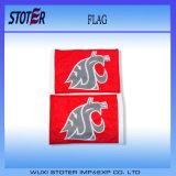 Национальный флаг печатание экрана высокого качества по-разному изготовленный на заказ